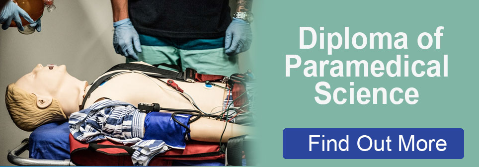 HLT51015 - Diploma and Advanced Diploma paramedical training course - foundational degree course - Australian Paramedical College